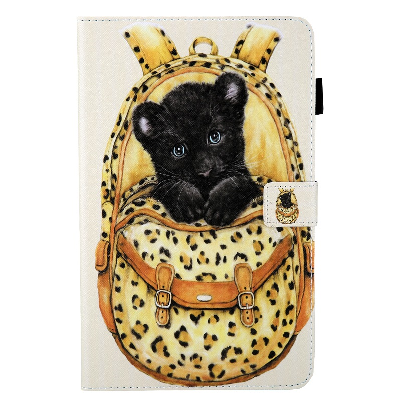 Black Panther Gray Case for New iPad 10 2 2019 Tablet Funda Magnetic Stand Smart Cover for iPad 7th