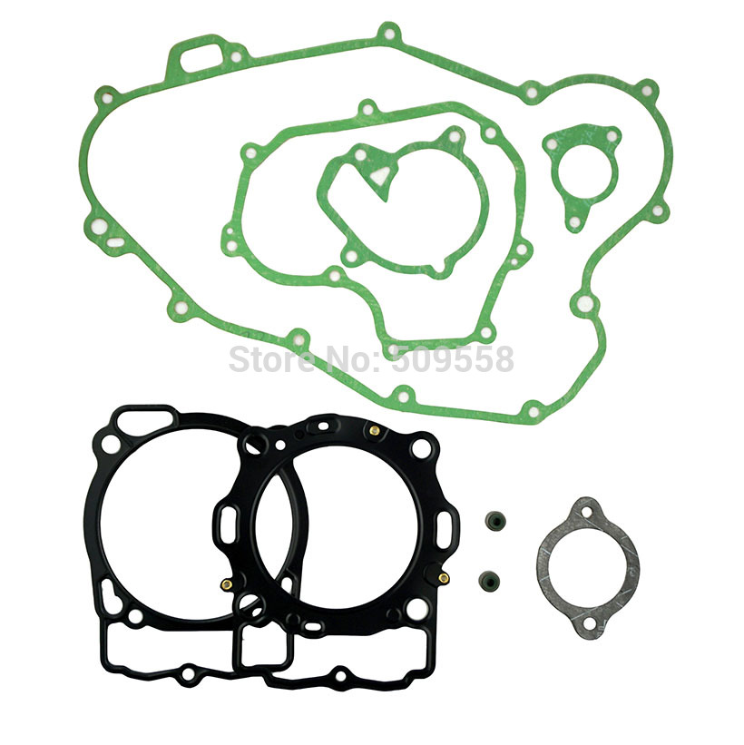 Motorcycle Engines Crankcase Covers Cylinder Gasket Kit For KTM 400 450 530 EXC XCW 2008 2009 2010 2011