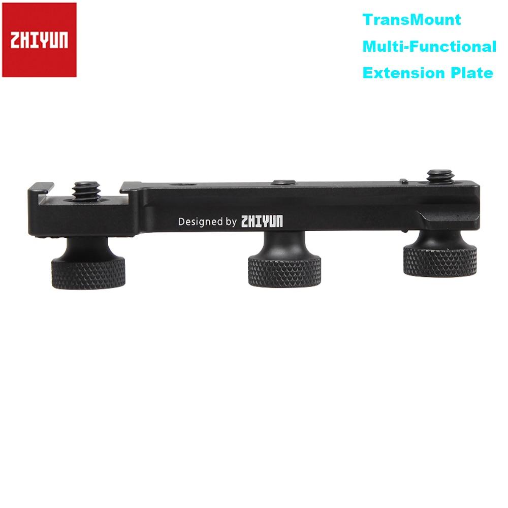 Zhiyun Weebill S Accessories TransMount Multi-Functional Extension Plate For Zhiyun Weebill S / Lab Handheld Gimbal Stabilizer