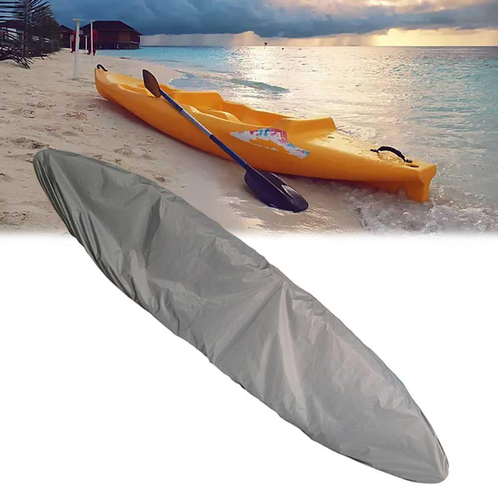 Waterproof UV Protection Kayak Canoe Transport Cover Storage Dust Protection