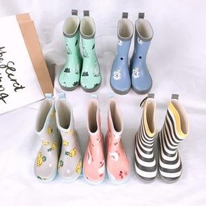Image 1 - Celveroso bottes de pluie pour enfants