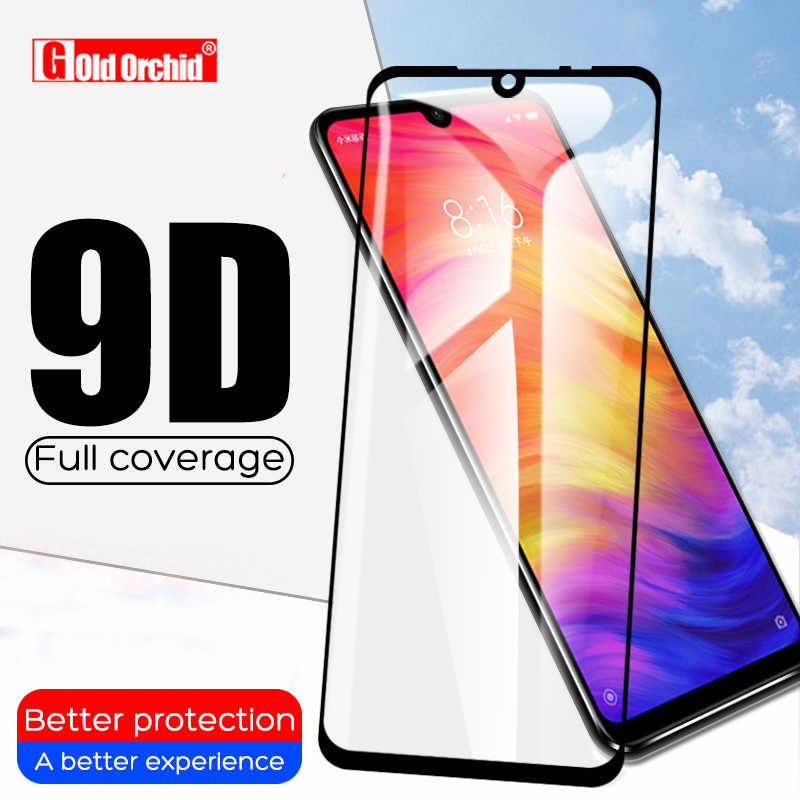 9D закаленное стекло для Xiaomi Redmi 5A note 5 6 7 Pro защита экрана на 6A защитное Note S2