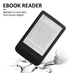 Delicate 4.3 inch E-Ink Ebook