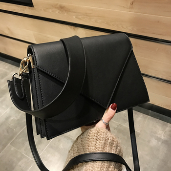 Fashion crossbody bags for women 2020 luxury handbags designer PU leather Female Travel shoulder messenger