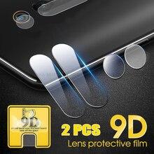 2 шт 9D прозрачное полное покрытие из закаленного стекла для Xiao mi Red mi K20 Pro камера стеклянная пленка для экрана для Xiaomi mi 9T Pro 9 SE A3 Lite mi 9