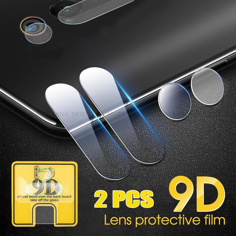 2PCS 9D Clear Full Cover Tempered Glass For Xiaomi Redmi K20 Pro Camera Screen Film For Xiaomi Mi 9T Pro 9 SE A3 Lite Mi9 CC9E