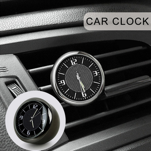 Car Clock Watch Modified Car I