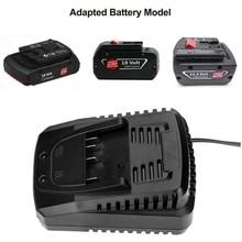 14,4 V-18 V ионно-литиевая Батарея Зарядное устройство для Электрическая дрель литий-ионный аккумулятор Батарея Bat609 Bat609G Bat618 Bat618G 2607336236 Мощность инструмент Батт