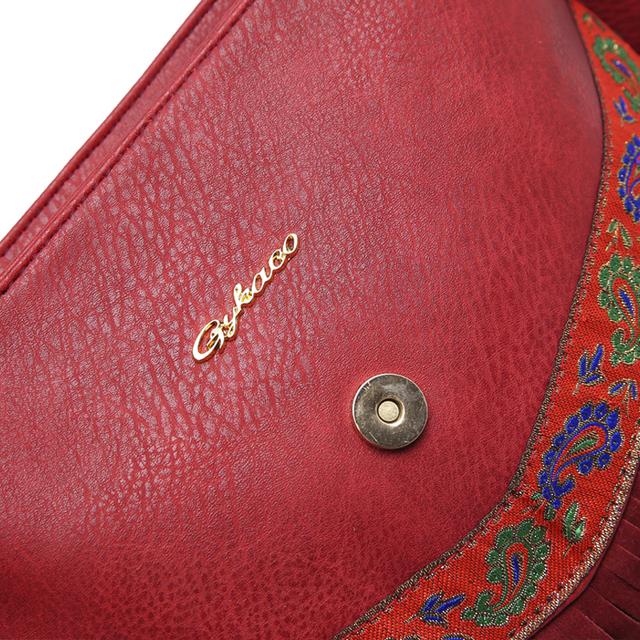 Gykaeo 2020 Vintage Women Messenger Bags