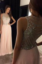 Сексуальные трапециевидные Длинные розовые вечерние платья с