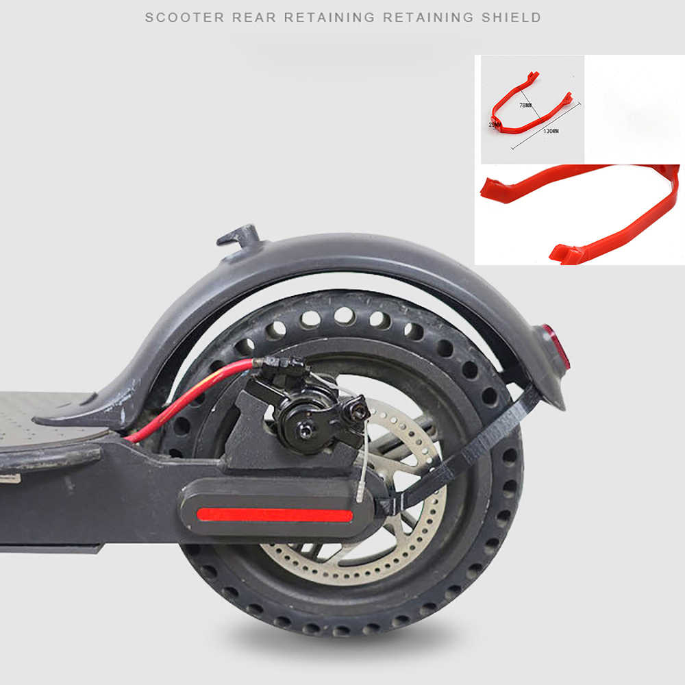 succeedw Electric Scooter Rear Fender Bracket For Mil Electric Scooter m365