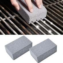 Щетка для чистки барбекю подставка из камня уборки кирпичей