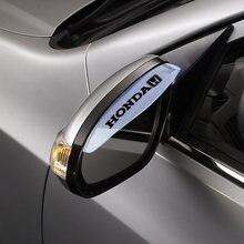 2 шт Автомобильное зеркало заднего вида непромокаемое покрытие
