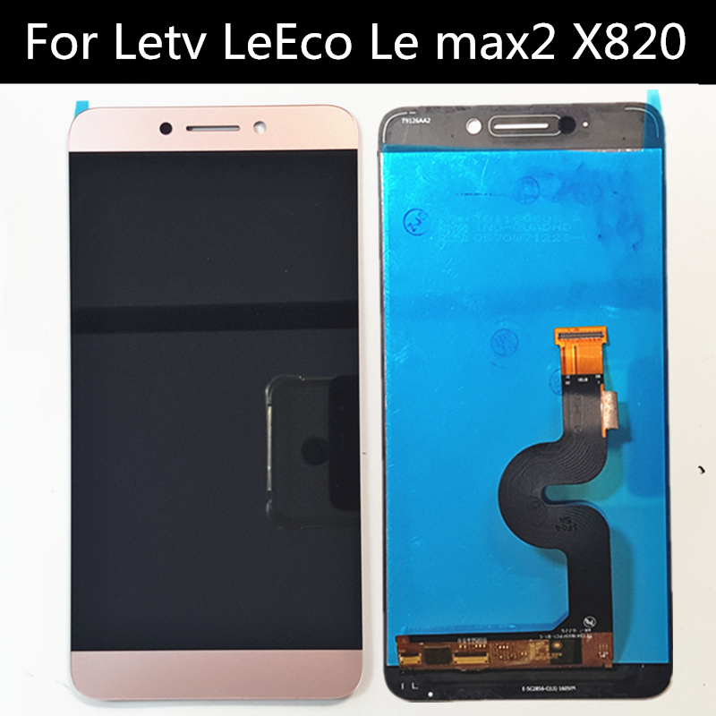 For Letv <font><b>le</b></font> Max 2 <font><b>X820</b></font> X821 X822 X823 X829 LCD Display and Touch <font><b>Screen</b></font> Digitizer Assembly Replacement Accessories image