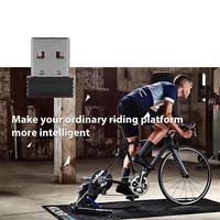 Virtual equitação preto bicicleta receptor usb abs durável fora de estrada veículo receptor formiga bicicleta eletrônica sensor de velocidade
