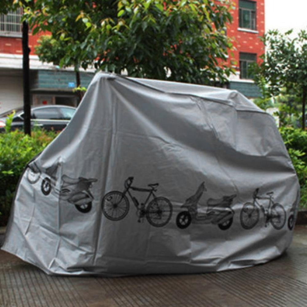 1 color bicycle cover waterproof outdoor ultraviolet protection MTB bicycle cover rainproof dust-proof motorcycle scooter cover