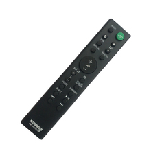 RMT AH103U zestaw głośnikowy typu Soundbar pilot zdalnego sterowania dla Sony Sound Bar HT CT80 SA CT80 HTCT80 SACT80 SS WCT80 RMTAH103U