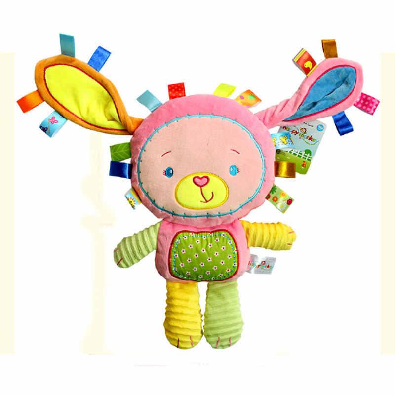 1 قطعة الطفل لعب لينة ألعاب من القطيفة عالية الجودة جميل أرنب استرضاء دمية طفل دمى عقد الدمى لعب 32 سنتيمتر
