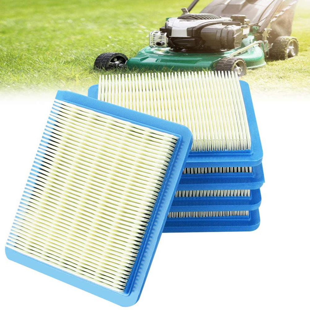 Briggs and Stratton Lawn Mower Lawnmower Air Filter 491588 New LOT of Five