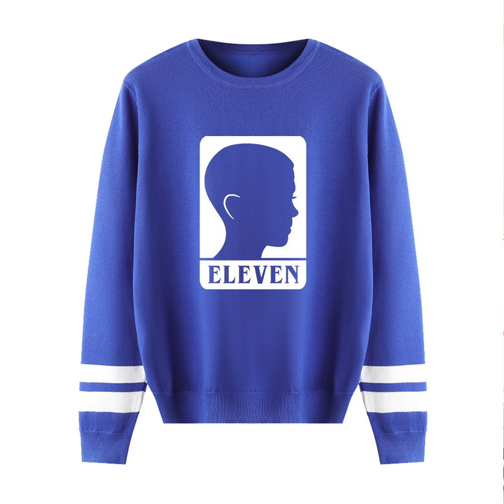 Stranger Things Men/Women Sweaters Spring Autumn Fashion Knitted Pullover Sweater O-neck Stranger Things Sweaters Casual Tops