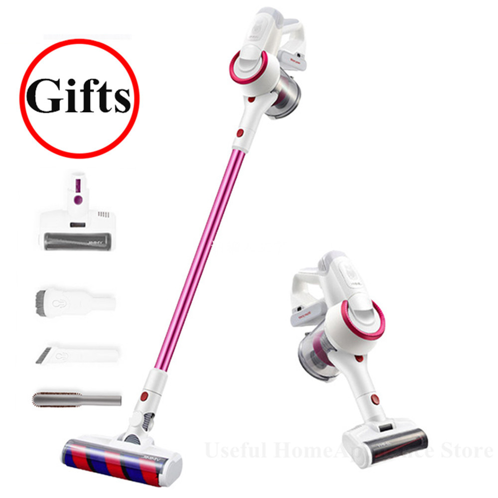 NEW JIMMY JV53 Handheld Cordless Vacuum Cleaner 20kPa Vacuum Cleaner Dust Collector Low Noise Sweeper For Home Car Carpet