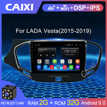 Multimedia Video-Player Car-Radio Lada Vesta Android CAIXI 2-Din Navigation Gps Ce 0