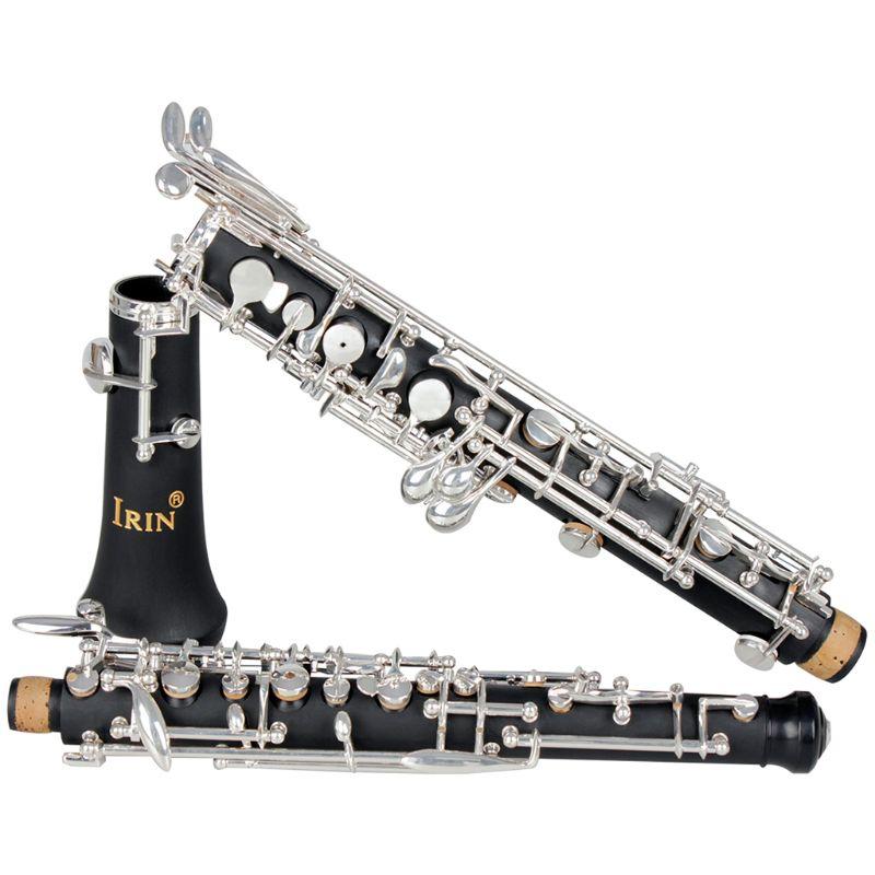 Conjunto de baquelita Oboe C clave negro Oboe instrumento de viento Musical Sistema de Control de Acceso de puerta OBO Hands, Kit con teclado RFID + fuente de alimentación + cerradura magnética eléctrica de 180KG, bloqueos de puerta para el hogar