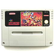 Final Fight 3 16bit  Game Cartidge EU Version For Pal Console