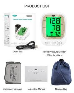 Image 5 - Cofoe自動血圧モニター上腕パルスゲージ計bp心拍数眼圧計デジタル液晶血圧計
