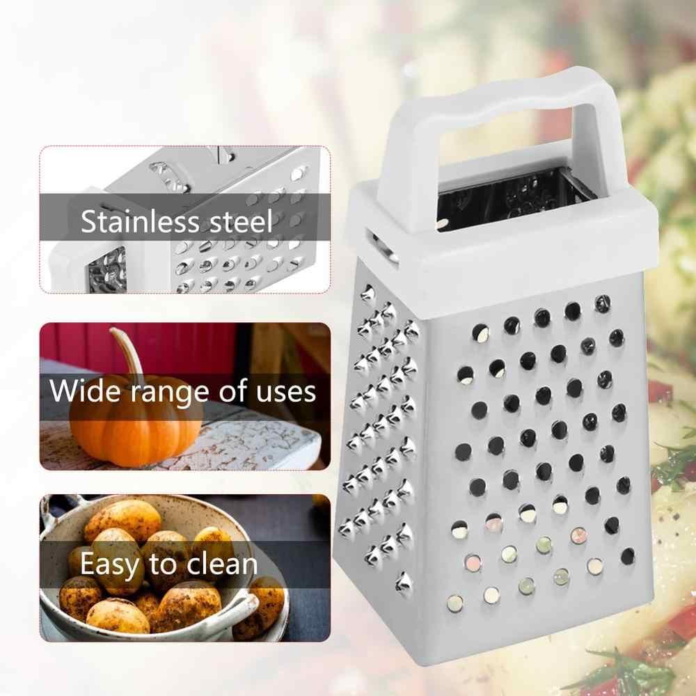 Multifunktionale 18 Seiten Reibe Slicer Edelstahl Handheld