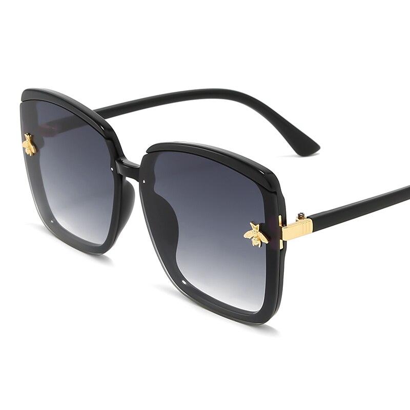 Fashion Square Sunglasses Ladies Retro Lens Sun Glasses Shades Female Luxury Designer Sunglass For Women