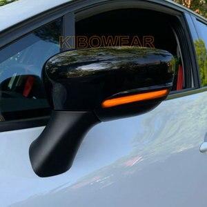 Dynamic Blinker for Renault KAPTUR CAPTUR J5 H5 Clio IV MK4 4 Lutecia Grandtour LED Turn Signal 2013 2014 2015 2016 light