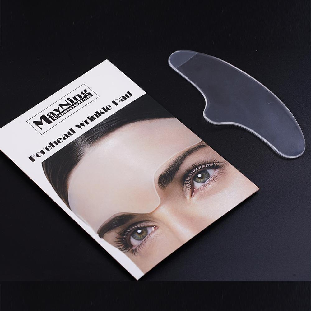1Pcs Reusable Anti Wrinkle Neck Pad Silicone Wrinkle Remover Nasolabial Folds Mask Prevent Face Wrinkle Face Lift
