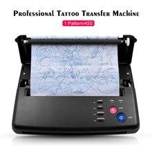 Машинка для переноса татуировок трафареты устройство копирования