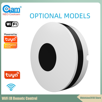 цена на NEO Coolcam WiFi IR Remot control Universal Smart Remote Controller For Air Conditioner TV Support Echo Google Home IFTTT