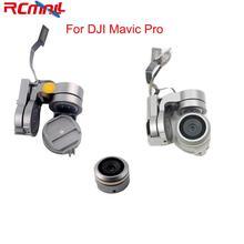 עבור DJI Mavic פרו Drone Gimbal זרוע מנוע שטוח להגמיש כבל ערכת/Gimbal 4K מצלמה החלפת חלקי תיקון (משמש)