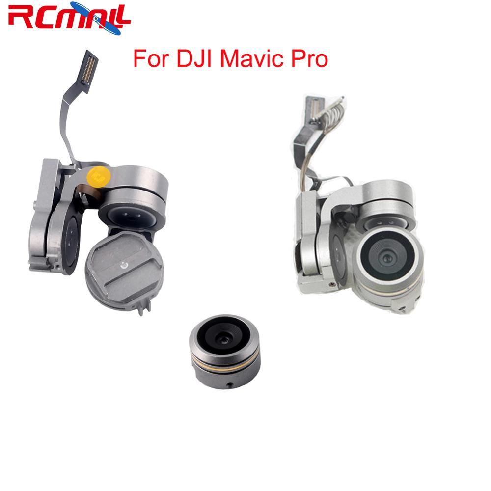 For DJI Mavic Pro Drone Gimbal Arm Motor Flat Flex Cable Kit   Gimbal 4K Camera Repair Parts Replacement  Used