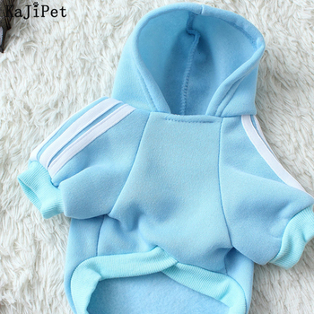 Pet Dog Clothes For Small Dogs Hoodies Soft Fleece Winter Warm Chihuahua Clothes Dog Coats Hoodies Classic Pet Clothe Winter dog hoodies soft fleece winter warm fashion cat clothes pet dog clothes for small dogs clothing winter puppy chihuahua clothes