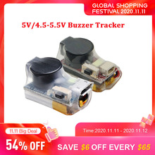 Vifly Finder 5V / 4.5 5.5V Super Loud Buzzer Tracker Over 100dB Built in Battery for Flight Controller RC Drone Model Part Accs