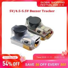 Vifly Finder 5V / 4.5 5.5V Super głośny Tracker z brzęczykiem ponad 100dB wbudowany akumulator do kontroler lotu RC Drone Model część Accs