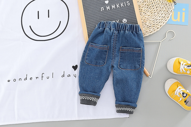 HYLKIDHUOSE Baby Boys Clothing Sets 2020 Spring Toddler Infant Clothes Plaid Vest Shirt Jeans Children Vacation Casual Clothing