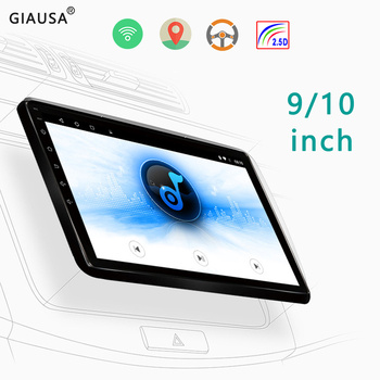 Autoradio 2 Din Android Car Radio GPS Navigation 9 10 Inch Multimedia Car Audio Stereo Player WiFi Bluetooth Universal Screen image