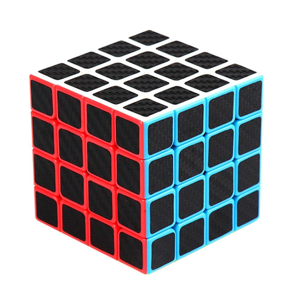 Magic Cube Pyramid Multi-Order Magic Cube Carbon Fiber Sticker Series Magic Cube Children'S Educational Toys 8