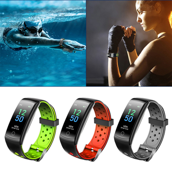Thermometer Smart Watch Real-time Monitor Body Temperature Watch IP68 Fitness Tracker Waterproof Heart Rate Monitor szmdc s929 gps sport ip68 waterproof swimming smart watch heart rate monitor thermometer altimeter color screen smartwatch