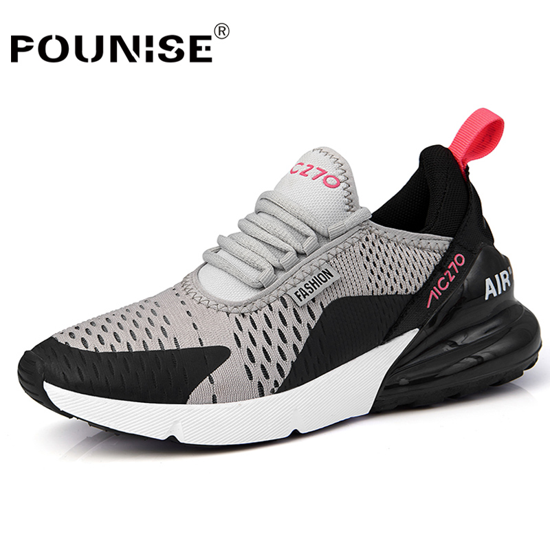 Women Sport Shoes Fashion Casual Shoes Woman Flats Breathable Designer Sneakers Women Lace Up Female Jogging Shoes Trainers
