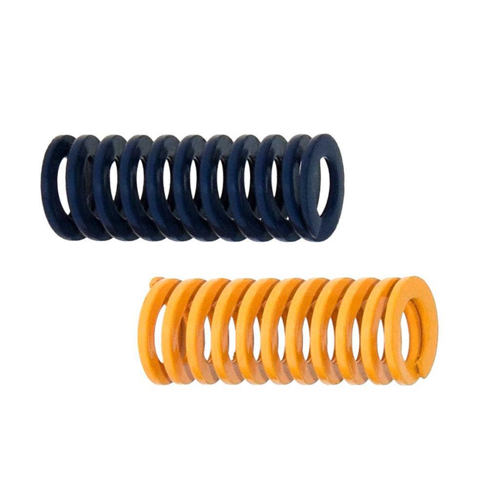 10 قطعة ثلاثية الأبعاد أجزاء الطابعة الربيع ل ساخنة السرير MK3 CR-10 hotbed المستوردة طول 25 مللي متر OD 10 مللي متر للطابعة ثلاثية الأبعاد أندر 3 CR10 Anet A8