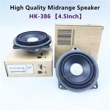 4,5 zoll Horn Für BMW F10 F11 X1 E81 E84 E90 Serie Tür Mitten Lautsprecher Hallo fi Audio Sound Stereo Musik system Zubehör