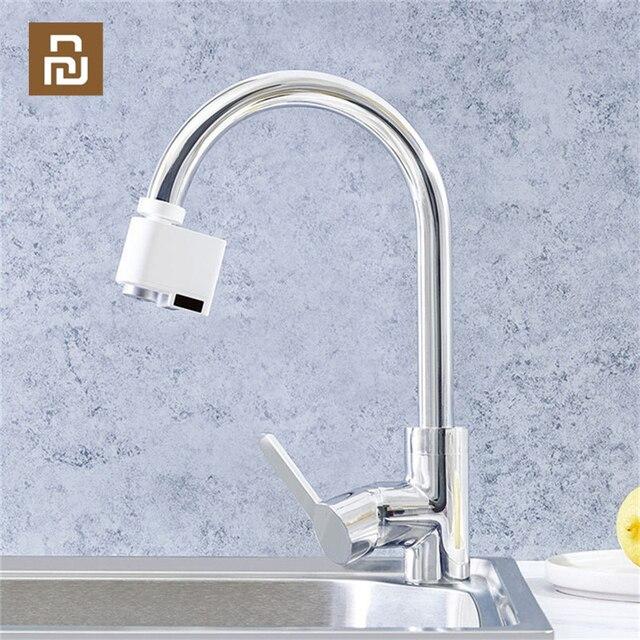 Youpin Zanjia automatyczne urządzenie do oszczędzania wody indukcyjnej podczerwieni regulowany dyfuzor wody do zlew kuchenny i umywalka łazienkowa Fauce