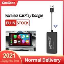Carlinkit carplay Беспроводной usb ключ apple смарт соединение