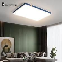 Акриловая современная светодиодная потолочная лампа для гостиной